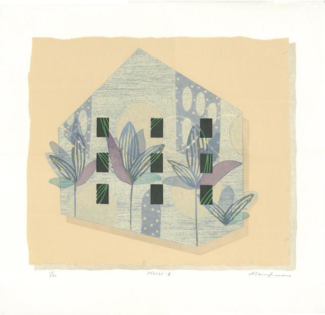 白駒一樹 house-2