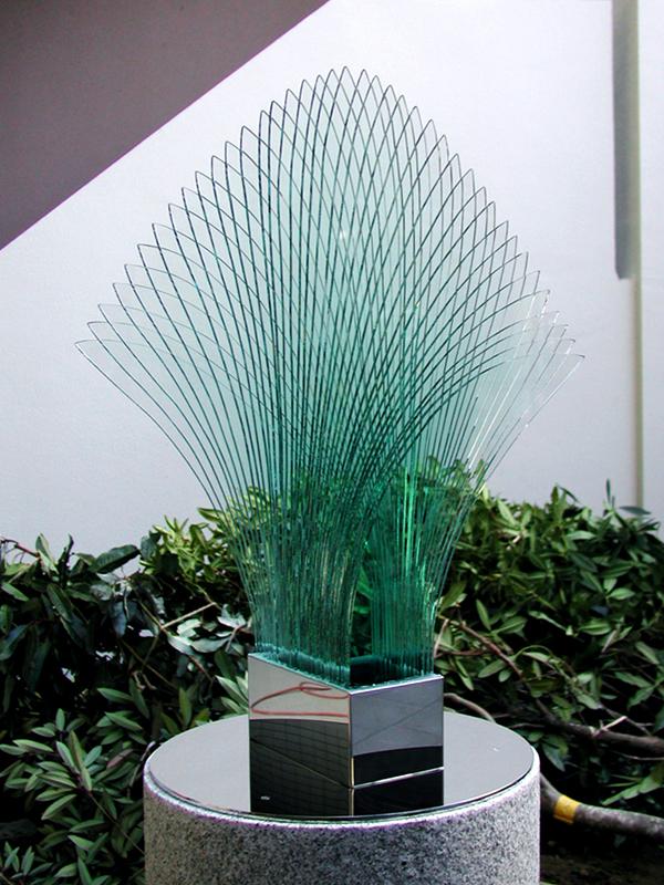 生田丹代子/積層ガラス